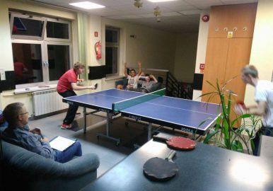 Więcej o: Turniej tenisa stołowego